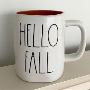 🆕 Hello Fall Mug By Rae Dunn